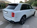 Rent-a-car Rolls-Royce Cullinan White in Lisbon, photo 2