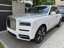 Rent-a-car Rolls-Royce Cullinan White in Lisbon, photo 4
