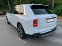 Rent-a-car Rolls-Royce Cullinan White in Lisbon, photo 3