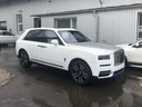 Rent-a-car Rolls-Royce Cullinan White in Lisbon, photo 5