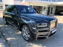 Rent-a-car Rolls-Royce Cullinan dark grey in Portugal, photo 1