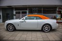 Rent-a-car Rolls-Royce Dawn White in Portimao, photo 1