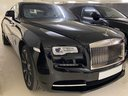 Rent-a-car Rolls-Royce Wraith in Vilamoura, photo 1